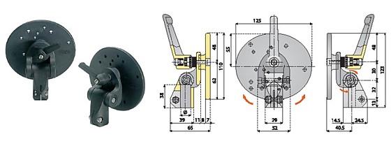 akcesoria dla fotokomórek, komponenty, linia produkcyjna